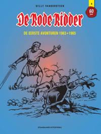 De Rode Ridder: Integrale - Willy Vandersteen