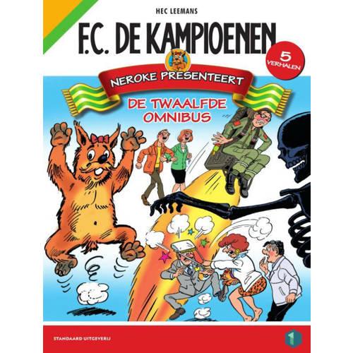F.C. De Kampioenen: Omnibus 12 Neroke presenteert - Hec Leemans kopen