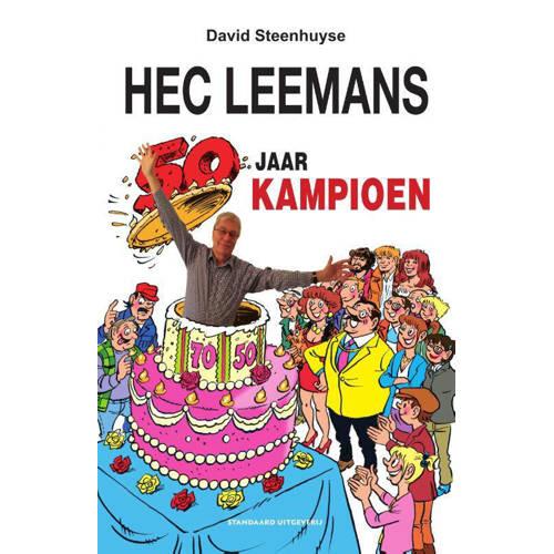 F.C. De Kampioenen: Hec Leemans 50 jaar Kampioen - David Steenhuyse kopen