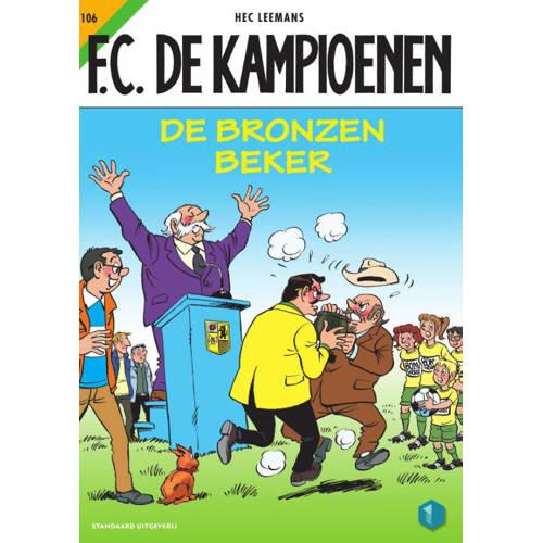 F.C. De Kampioenen: De bronzen beker - Hec Leemans kopen