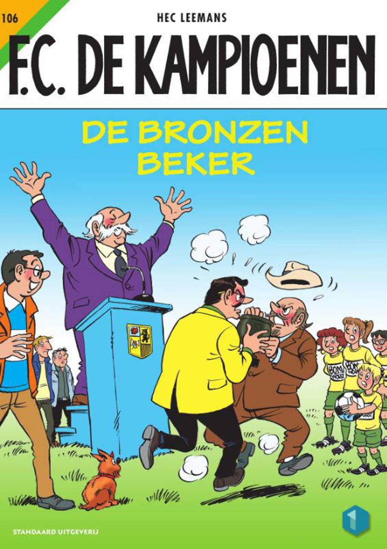 F.C. De Kampioenen: De bronzen beker - Hec Leemans