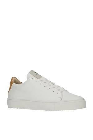 Jason Cupsole  leren sneakers wit