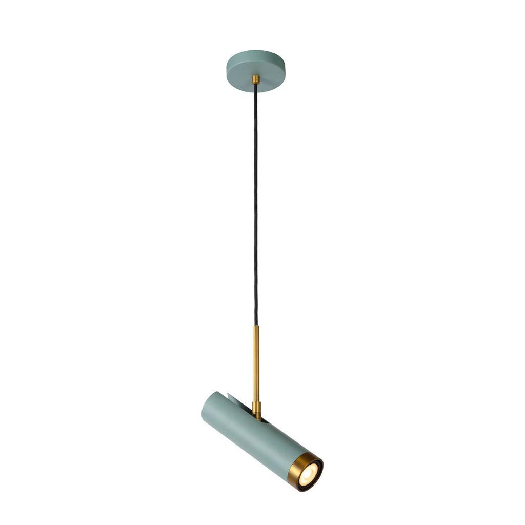 Lucide hanglamp Selin, Turkoois/Koper