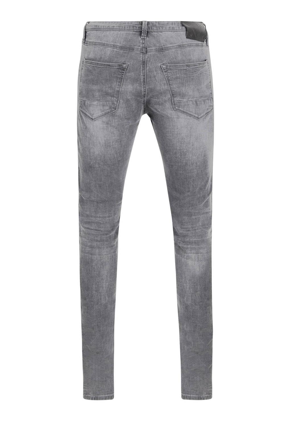 Refill by Shoeby slim fit jeans lichtgrijs, Lichtgrijs