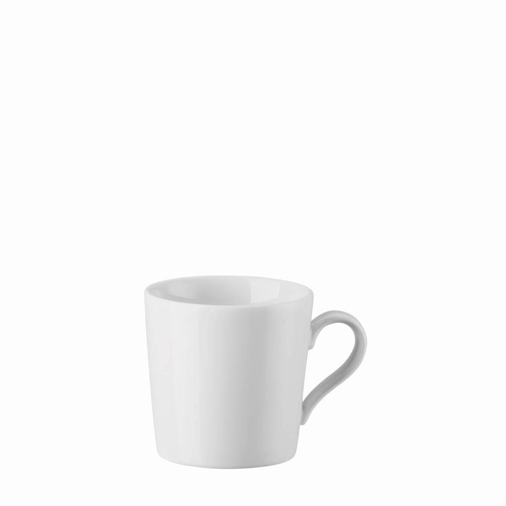 Arzberg Tric espresso kopje (10 cl), Wit