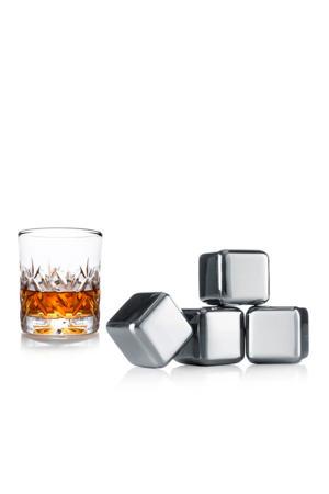 whiskey stenen (4 stuks)
