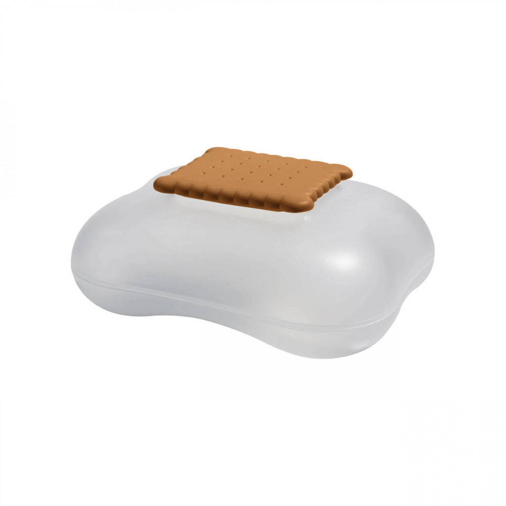 Alessi Mary Biscuit koektrommel Mary Biscuit, Transparant