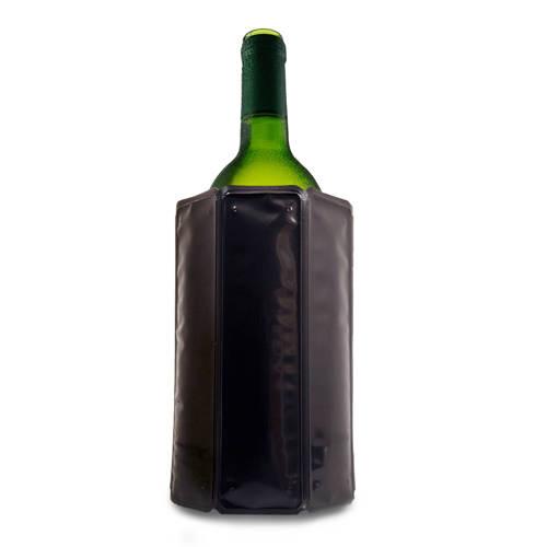 Vacuvin Active Wine Wijnkoeler Zwart