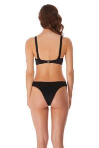 Freya beugel bikinitop Remix zwart, Zwart