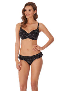 Freya beugel bikinitop Jewel Cove zwart, Zwart/wit