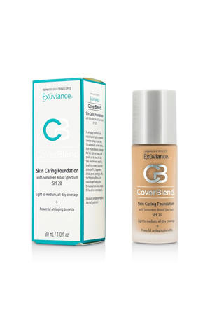 Cover Blend Skin Caring Foundation SPF20 - 30 ml