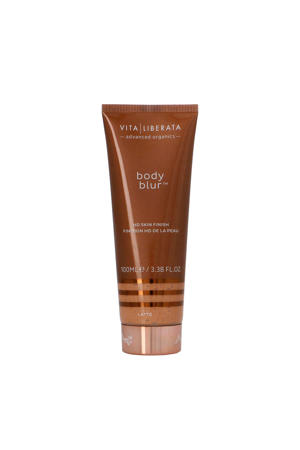 Body Blur HD Skin Finish Body Make-up en Wash-Off Zelfbruiner BB Cream - Latte Medium
