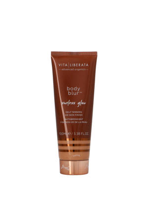 Body Blur HD Skin Finish Body Make-up en Wash-Off Zelfbruiner BB Cream - Latte