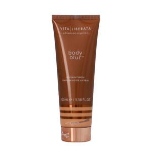 Body Blur HD Skin Finish Body Make-up en Wash-Off Zelfbruiner BB Cream - Latte Light