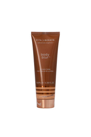 Body Blur HD Skin Finish Body Make-up en Wash-Off Zelfbruiner BB Cream - Latte Light