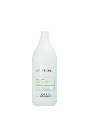 Série Expert Pure Resource Oil Controlling Purifying Shampoo