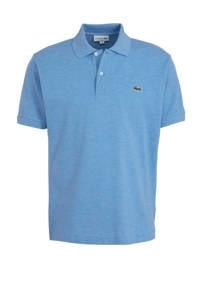 Lacoste regular fit polo met logo blauw, Blauw