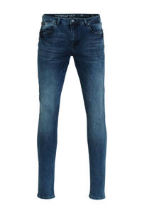 GABBIANO skinny jeans Ultimo blue used, Blue used