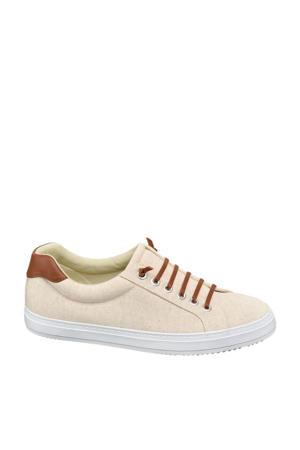 slip-on sneakers beige