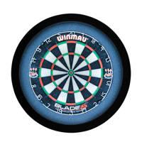 Winmau GrandSlam dartboard LED lighting black