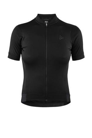 fietsshirt zwart