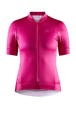 fietsshirt roze