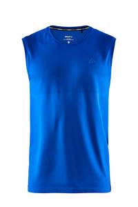 Craft   sporttop blauw, Blauw
