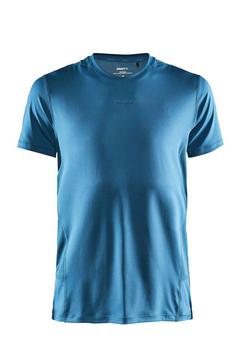 Craft   sport T-shirt blauw, Blauw