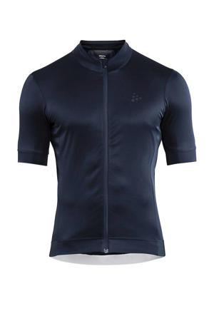 fietsshirt donkerblauw