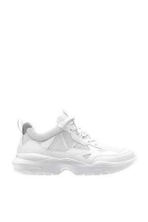 Quantm Leather Tekton-G9 sneakers wit