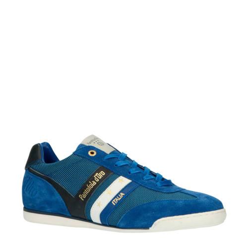 Pantofola d'Oro Vasto NB Uomo low nubuck sneakers