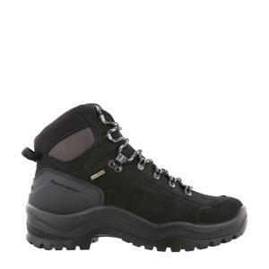 Bergen Mid wandelschoenen zwart