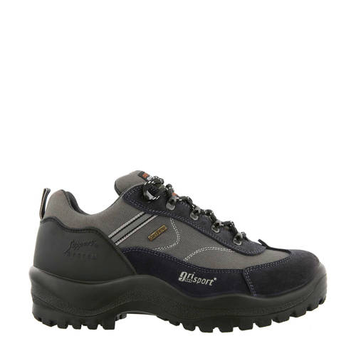 Grisport Torino Low wandelschoenen donkerblauw