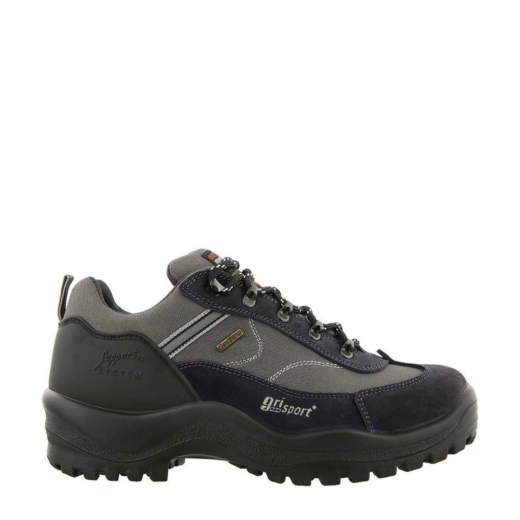 Grisport Torino Low wandelschoenen donkerblauw, Donkerblauw