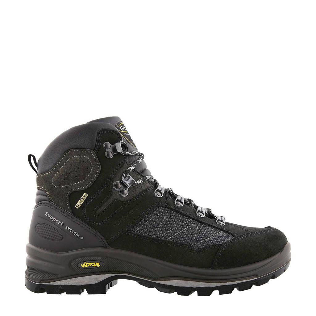 Grisport Everest Mid wandelschoenen zwart, Zwart