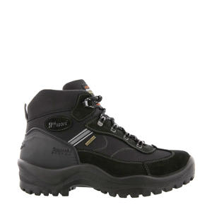 Torino Mid wandelschoenen zwart