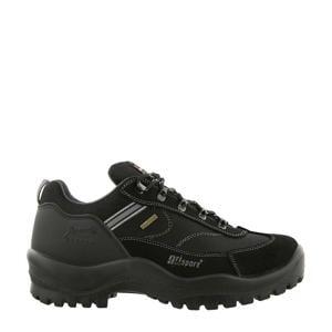 Torino Low wandelschoenen zwart