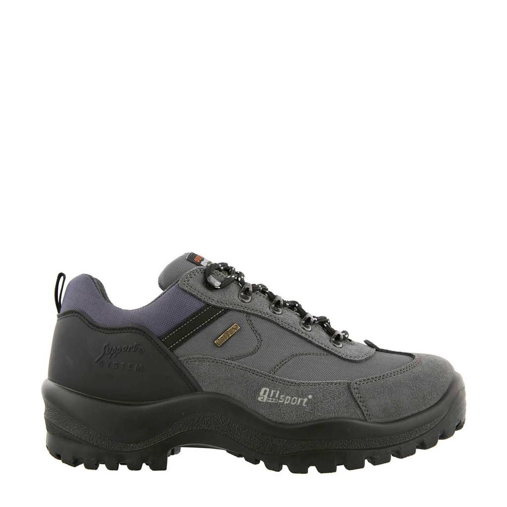 Grisport Torino Low wandelschoenen grijs, Grijs/antraciet