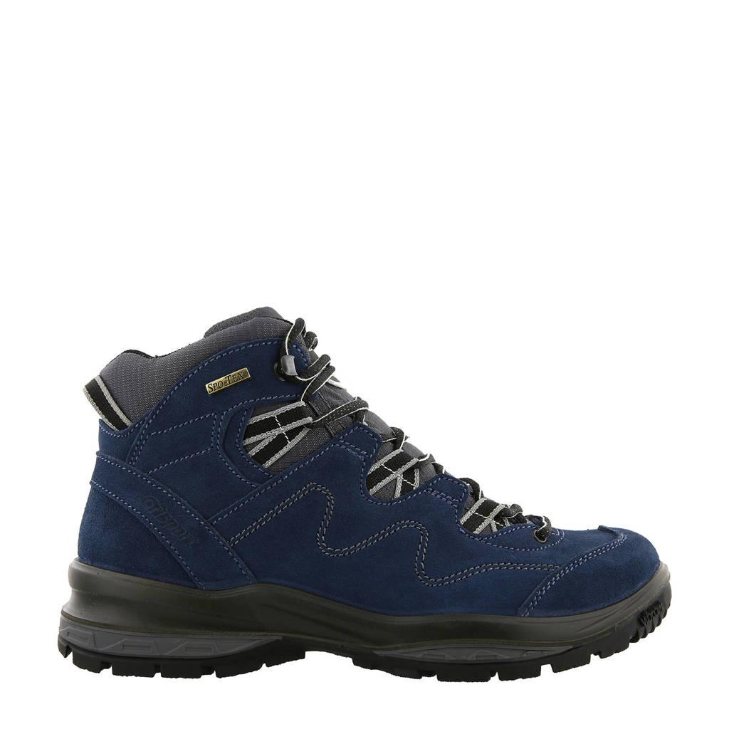 Grisport Gerlos Mid wandelschoenen donkerblauw, Blauw