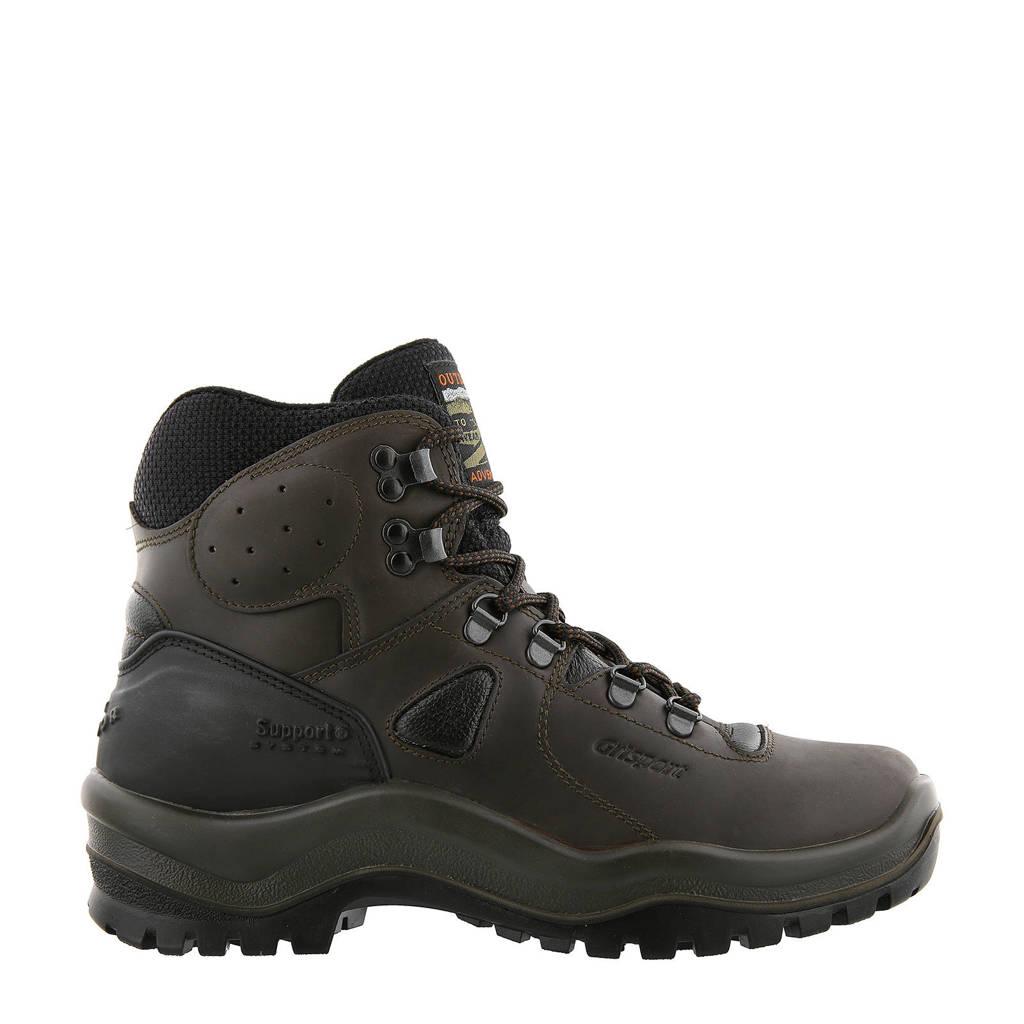 Grisport Sherpa  wandelschoenen bruin, Bruin