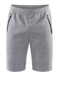 Craft   sportshort grijs melange, Grijs melange