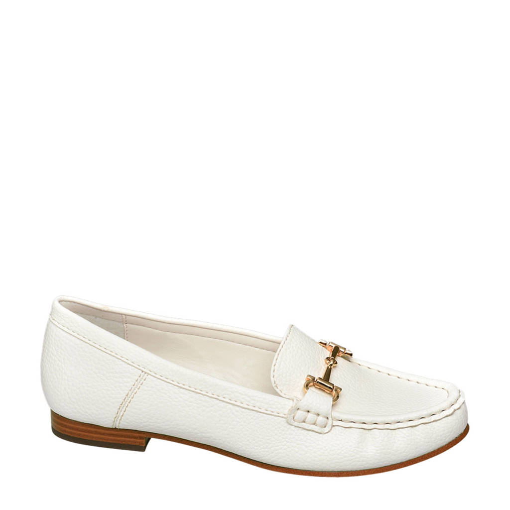 Easy Street   loafers wit, Wit