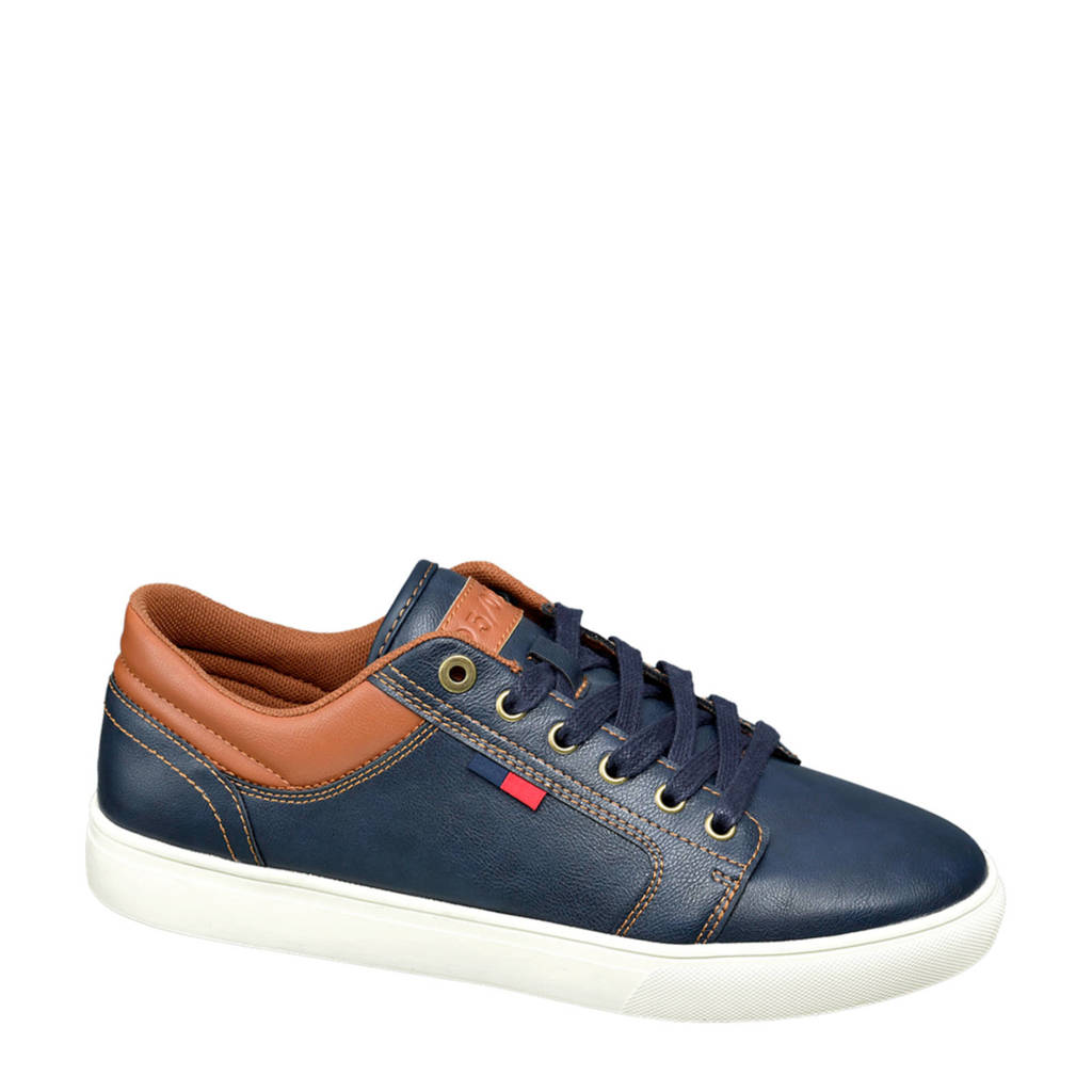Memphis One   sneakers donkerblauw, Donkerblauw