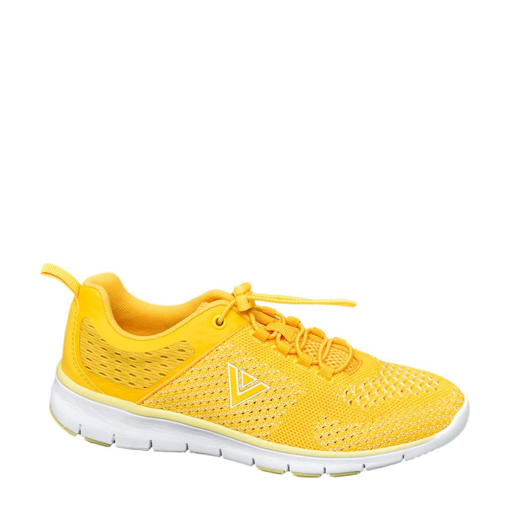 Venice   sneakers geel, Geel