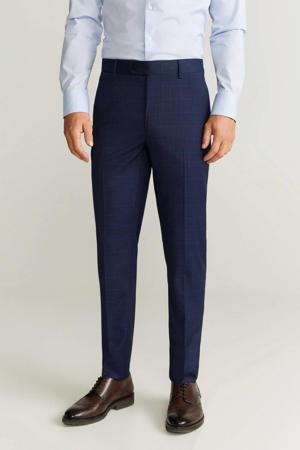 skinny pantalon marine
