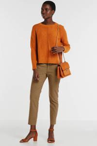 edc Women trui oranje, Oranje