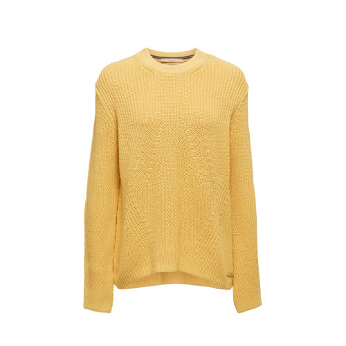 ESPRIT Women Casual trui geel