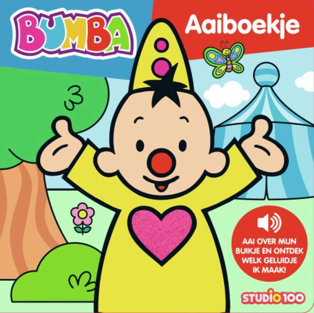 Bumba voelboek: Aaiboekje
