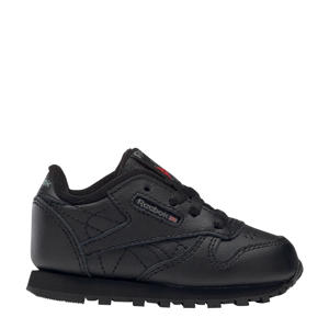Classic Leather  sneakers zwart