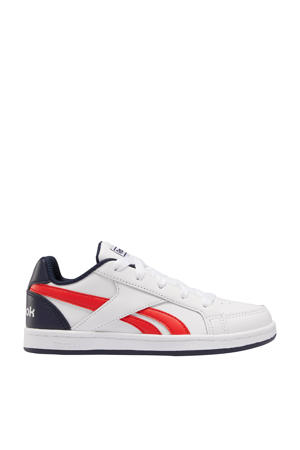 Royal Prime  sneakers wit/rood/donkerblauw
